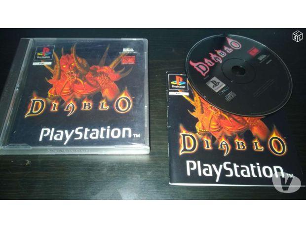 Photos Vivastreet Jeux Diablo Playstation Pal Ultra rare 1998 Trés bon état.