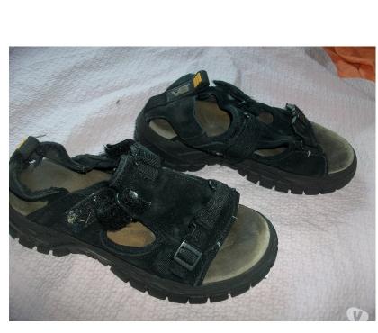 Photos Vivastreet Sandales Noir à scratch marque Vagabond pt 40 à 1 €