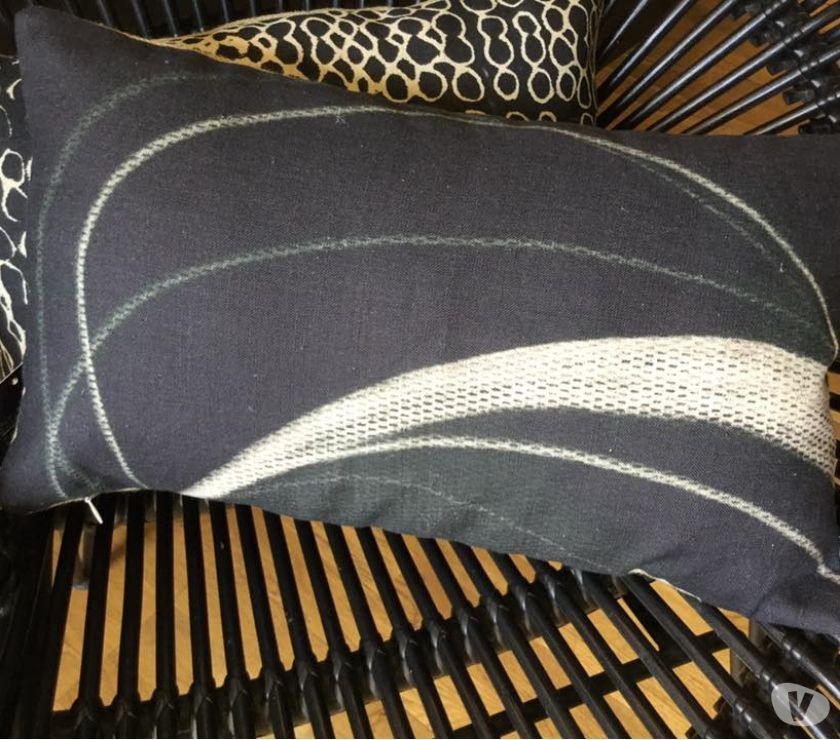 Photos Vivastreet Coussins imprimés Design sur pur lin Belge