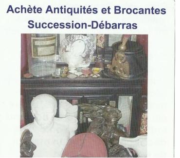 Photos Vivastreet achete brocantes , bibelots, antiquités, militaria, timbres