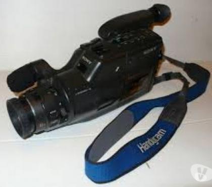 Photos Vivastreet camescope sony Handycam 8mm F450E pour piéces