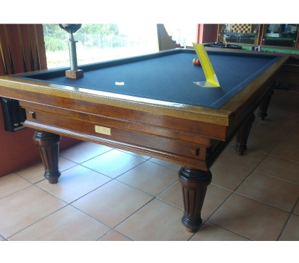 Photos Vivastreet billard rené pierre 2.80m jmp billard