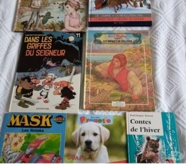 Photos Vivastreet livres enfants