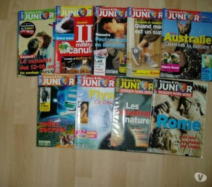 Photos Vivastreet Magazines Sciences et vie junior