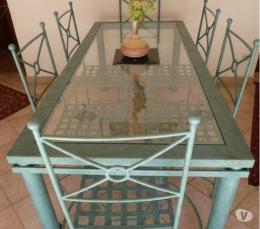 Photos Vivastreet TABLE ET 6 CHAISES unique