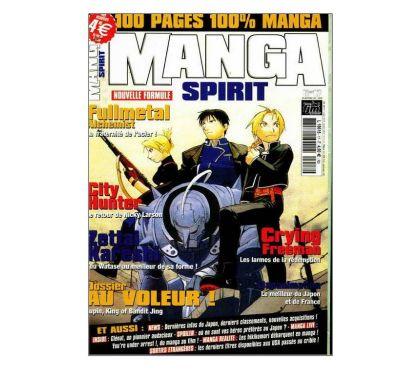 Photos Vivastreet MANGA SPIRIT n° 17 (mi-septembre mi-novembre 2005