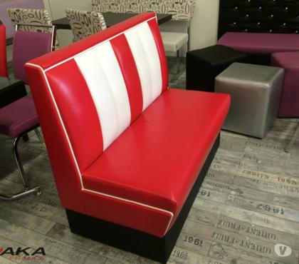 Photos Vivastreet BANQUETTE fifties retro CHR diner restaurant bar snack
