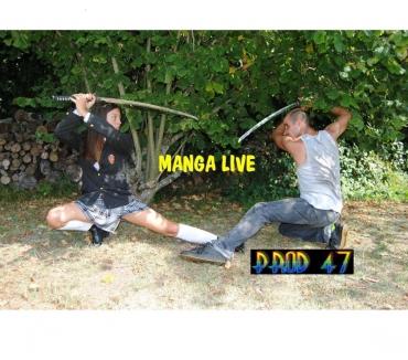 Photos Vivastreet Cherche filles et garçons pour clips combat genre manga live