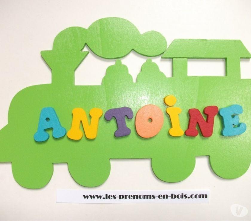 Photos Vivastreet plaque de porte personnalisée enfant cadeau naissance prénom