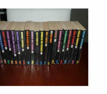 Photos Vivastreet 21 romans d'espionnage SAS de Gérard de Villiers