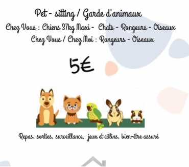 Photos Vivastreet Pet-sitting garde d'animaux