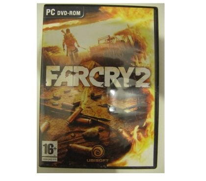 Photos Vivastreet Jeu PC Farcry 2