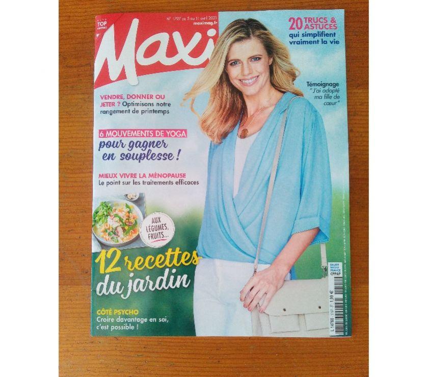 Livres occasion Ardèche Ardoix - 07290 - Photos Vivastreet Magazine Maxi Mag N° 1797 (Neuf)