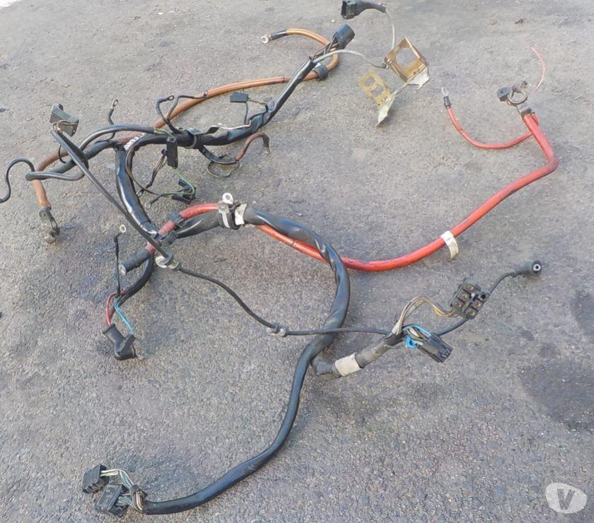 Photos Vivastreet faisceau lectrique moteur bmw e28 type 524td