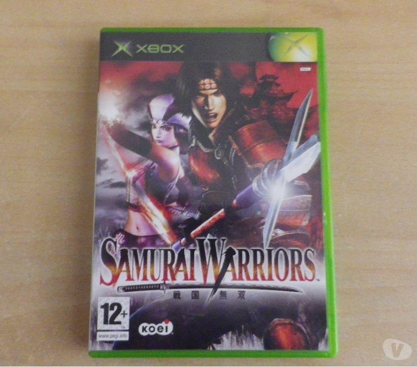 Jeux vidéo - consoles Yvelines Bois d'Arcy - 78390 - Photos Vivastreet Samurai Warriors Xbox