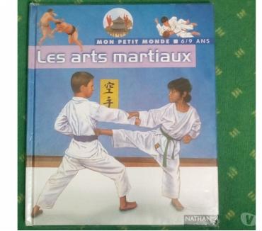 Photos Vivastreet Livre = Les Arts Martiaux (Mon Petit Monde - 69 Ans)