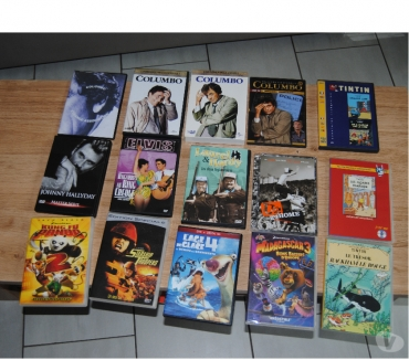 Photos Vivastreet DVD films