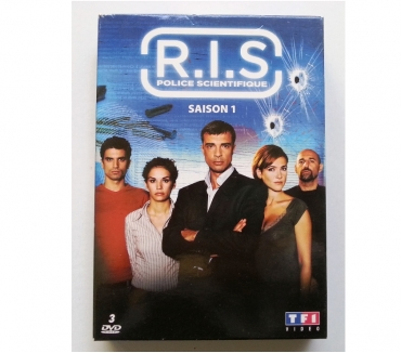 Photos Vivastreet DVD R.I.S police scientique saison 1