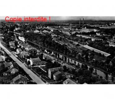 Photos Vivastreet Thaon-les-vosges -semi-aérienne,N&B argentique, 27x45cm 1956
