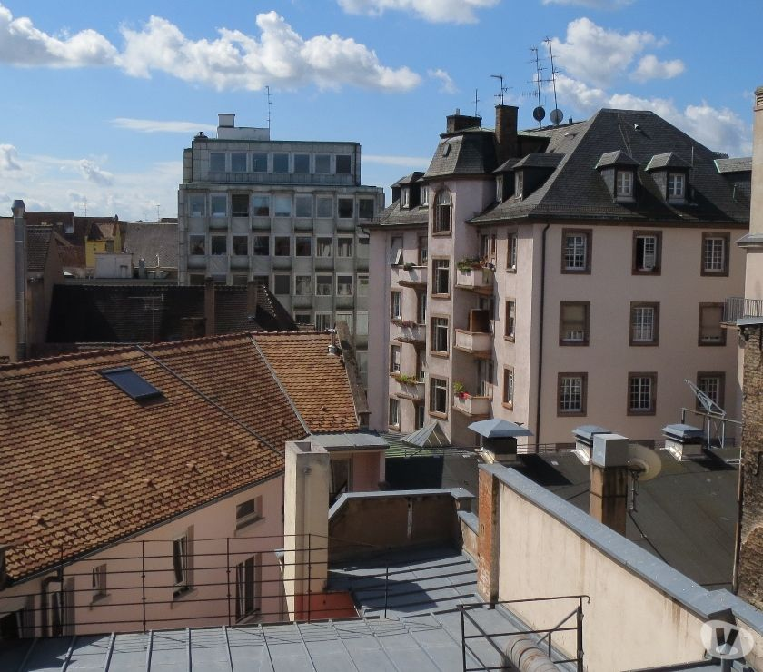 Photos Vivastreet Strasbourg Location Place Kleber Loft Duplex F2