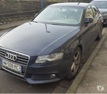 Photos Vivastreet Audi A4 2.0l 143 ambition tdi