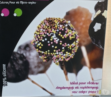 Photos Vivastreet moule pop cake