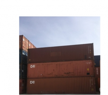 Photos Vivastreet CONTAINER MARITIME 40PIEDS -40 PIEDS HCOCCASION - 1ER VOYAGE