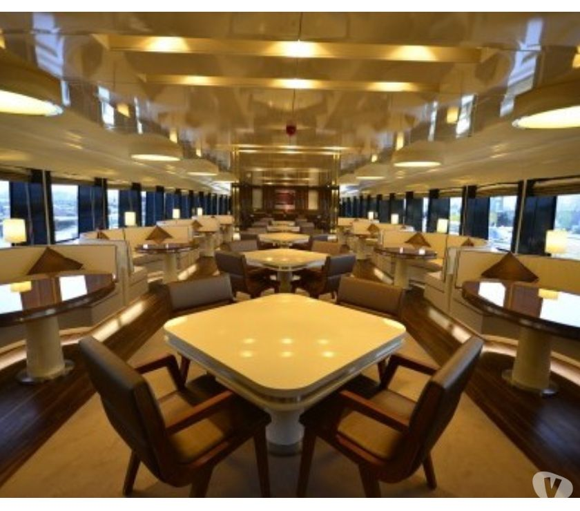 Photos Vivastreet Bateau commerce transport passagers restaurant bar VIP 51 m