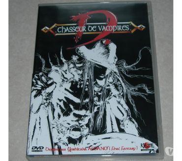Photos Vivastreet D, Chasseurs de Vampires (DVD + Livret) - Manga