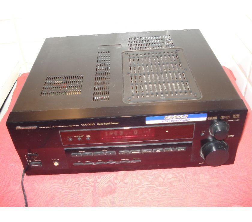 Photos Vivastreet Pioneer Audio Vidéo Récepteur VSX-D510