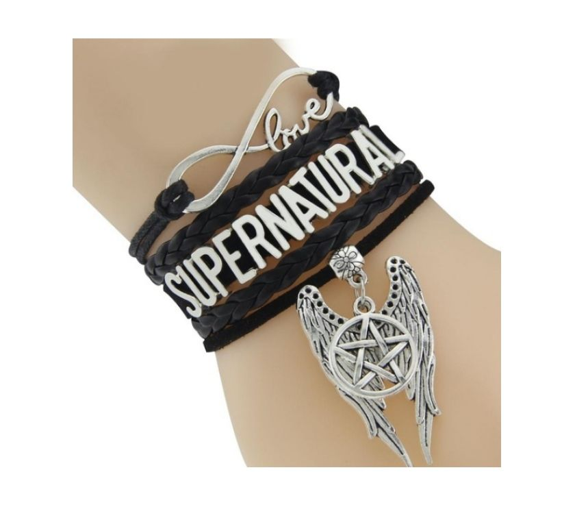 Photos Vivastreet Bracelet Supernatural film série ciné TV bijoux mode fille