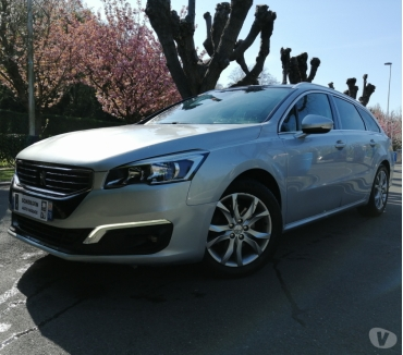 Photos Vivastreet Peugeot 508 SW 2.0 hdi 163 eat6 allure