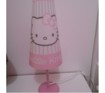 Photos Vivastreet lampe de chevet hello kitty