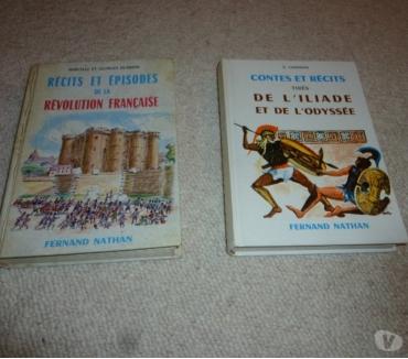 Photos Vivastreet 2 livres Récits et épisodes - Contes et récits