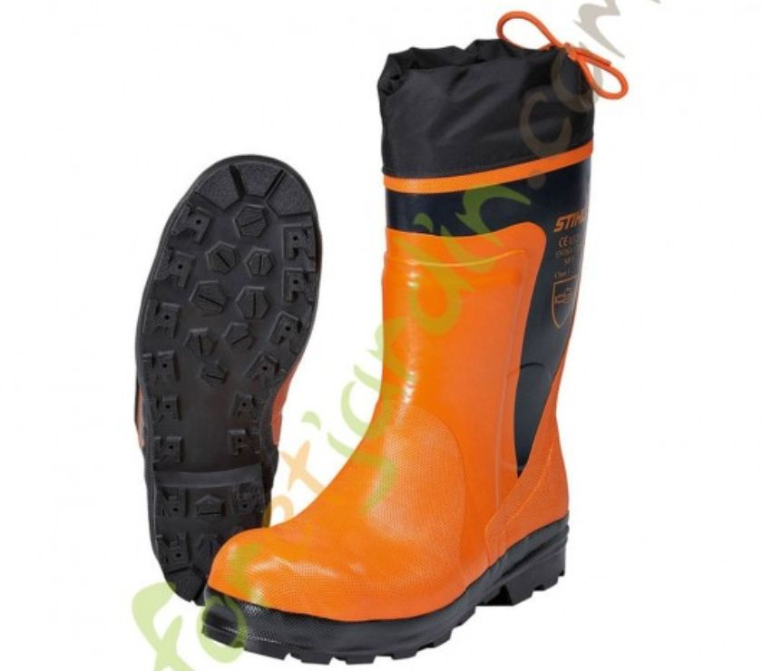 Photos Vivastreet Bottes anti-coupures ECONOMY STIHL