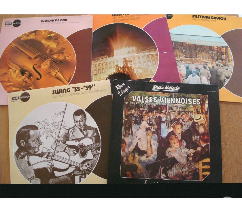 Photos Vivastreet Disques vinyles