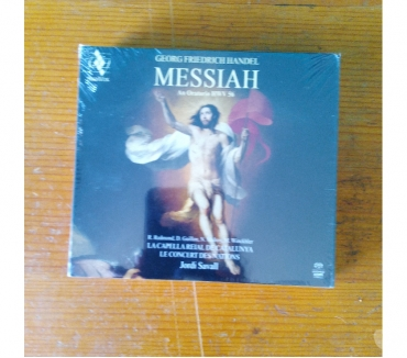 Photos Vivastreet Coffret CD Messiah An Oratorio HWV 56 (Neuf)