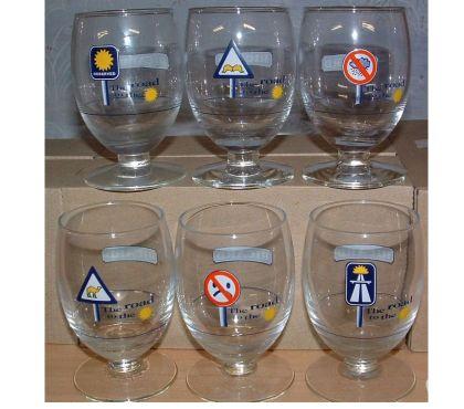 Photos Vivastreet 6 verres très très rares RICARD