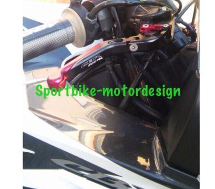 Photos Vivastreet Leviers frein embrayage flip up pour HONDA CBR 600 CBR 1000
