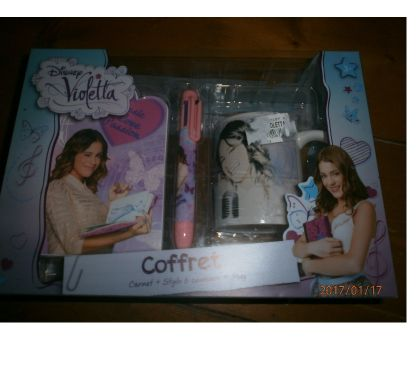 Photos Vivastreet Coffret Violetta