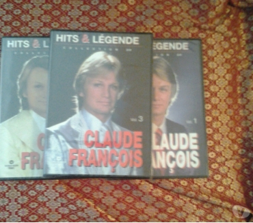 Photos Vivastreet coffret de 3 dvd collector de Claude Françoi