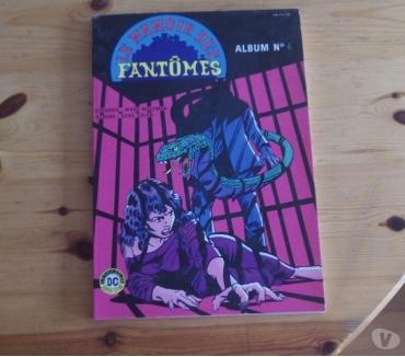 Photos Vivastreet BD Le Manoir des Fantômes Album N°4