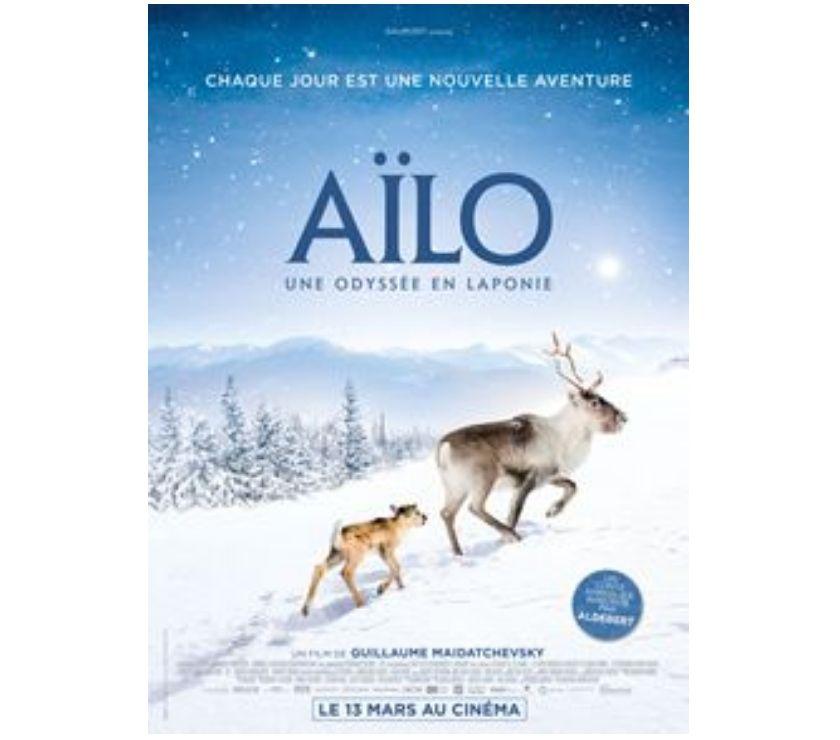 Photos Vivastreet 2 places de cinéma pour Aïlo: Une Odyssée en Laponie