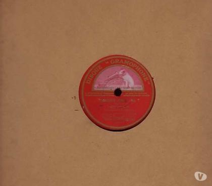 Photos Vivastreet Disque Vinyl FRITZ KREISLER 78 tours THAIS + TAMBOURIN CHINO