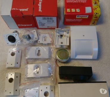 Photos Vivastreet équipement filaire pour alarme anti-intrution Legrand