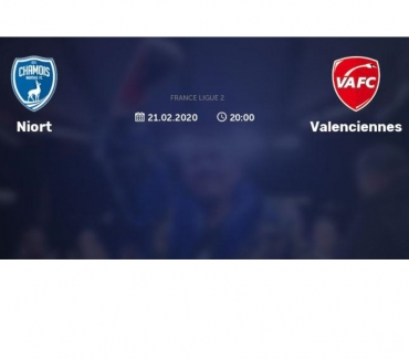 Photos Vivastreet 2 places Niort vs Valenciennes fc