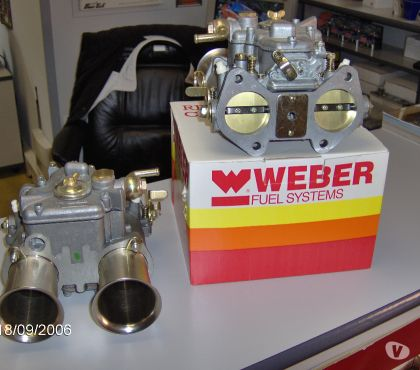 Photos Vivastreet CARBURATEURS WEBER 40 45 DCOE