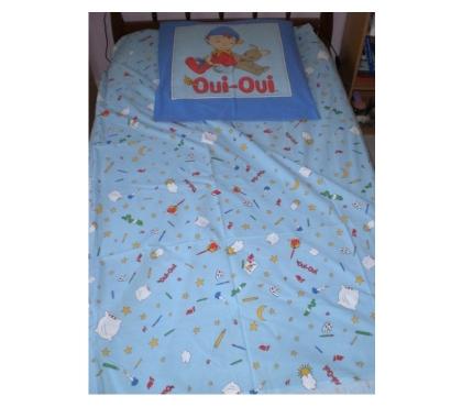 Photos Vivastreet Parure de lit enfant OUI-OUI