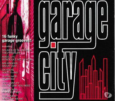Photos Vivastreet CD Garage City - Compilation