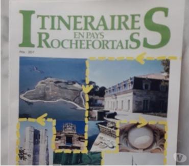 Photos Vivastreet Livre : Itinéraire en Pays Rochefortais (1990)